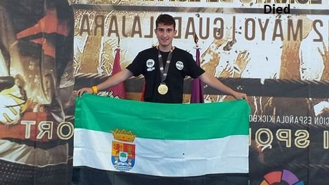 Julián Lozano, Spanish kickboxing champion, dies at 19 after a hunting shot