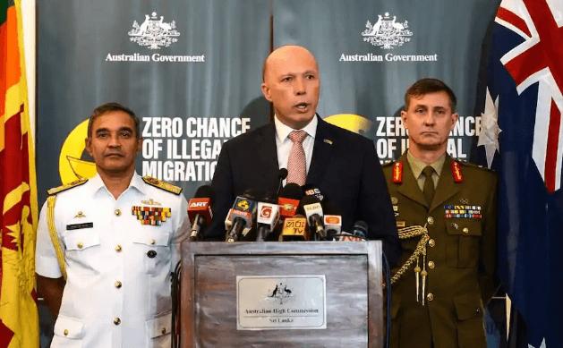 Australia: riot in Christmas Island detention centre