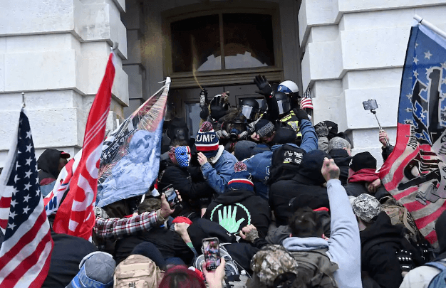 Canadian extremist groups on Capitol Hill