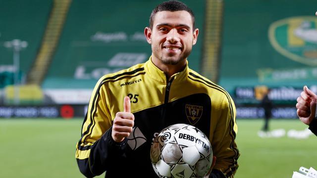 Top scorer Giakoumakis surprises fellow countrymen: 'He almost never scored here'