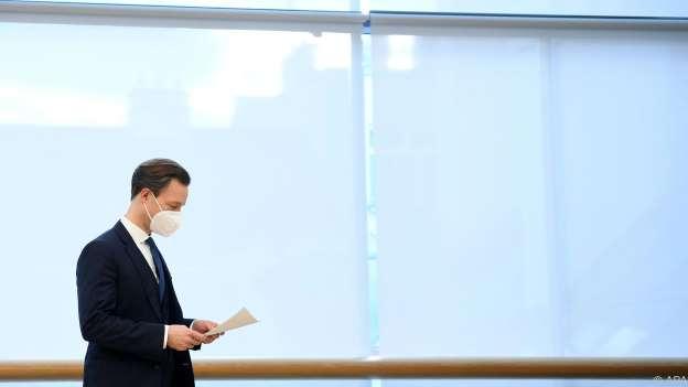 ÖVP litigation over the allegations against Finance Minister Blümel