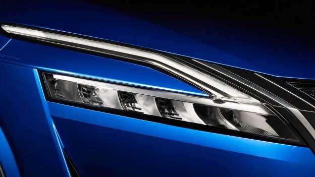 Nissan Qashqai (2021): SUV world premiere on February 18