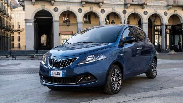 Lancia Ypsilon (2021): Another facelift for the city car