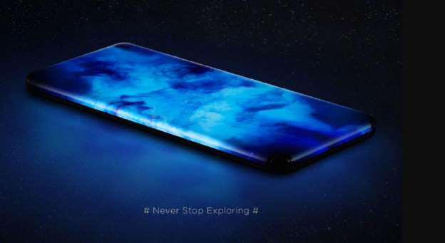 Xiaomi shows a spectacular smartphone without connections