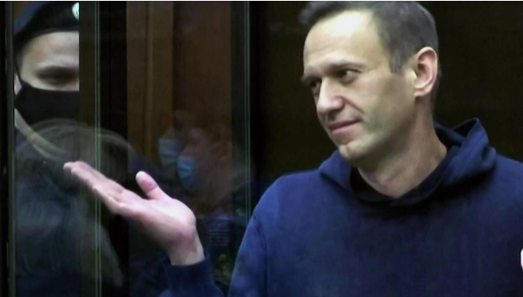 Kremlin critic Alexei Navalny sentenced to imprisonment in the penal colony