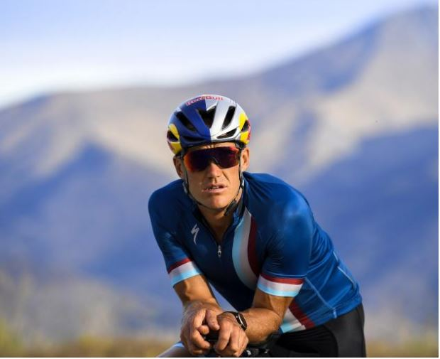 Currie taking on full Ironman distance in Taupo.