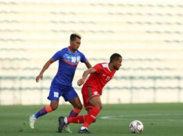 India vs Oman, international friendly live updates: India hold Oman after strong second half show