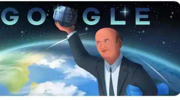 Google honours 'India's Satellite Man' Udupi Ramachandra Rao with doodle on his birth anniversary.