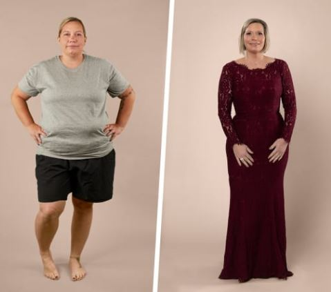 """""""The Biggest Weight Loser"""" 2021: Before and After"""