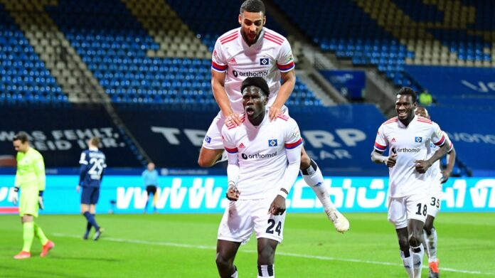 HSV hopefuls Onana: