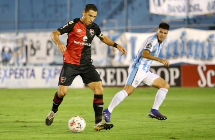 Tie between Atlético Tucumán and Newell's