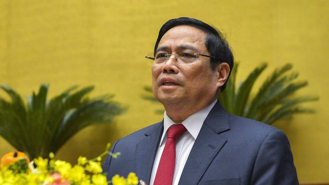 Mr. Pham Minh Chinh: Relying on the people to build the Party