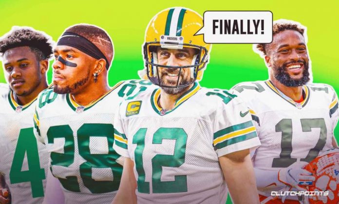 Packers, Aaron Rodgers, NFL Draft