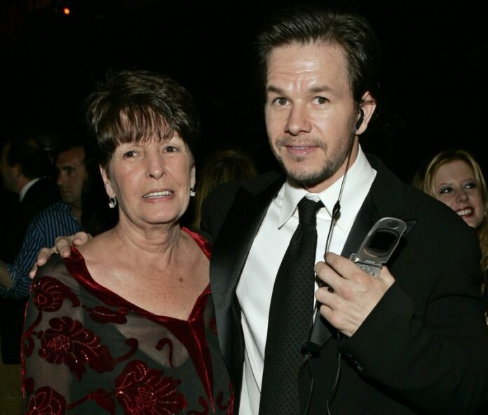 Alma Wahlberg, Mother of Mark and Donnie Wahlberg, Dies at 78..!!!