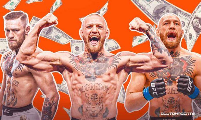 Conor McGregor's net worth in 2021, Conor McGregor, UFC