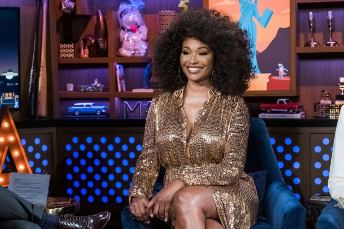 Cynthia Bailey Is Grateful For All God's Creations