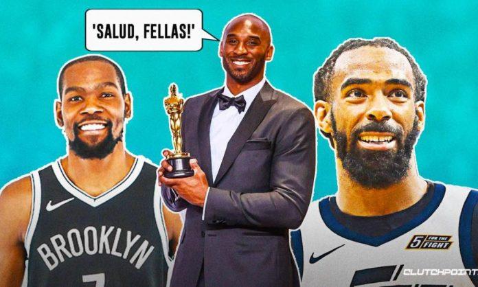 Oscars, NBA, Lakers, Kobe Bryant, Kevin Durant, Mike Conley