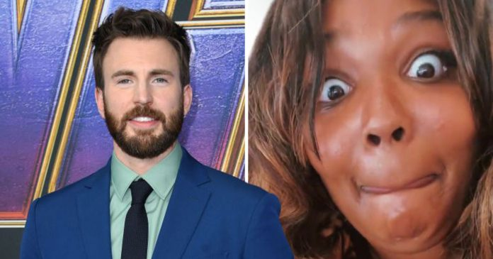 Lizzo reveals more DMs with Avengers star Chris Evans