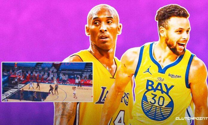 Stephen Curry, Kobe Bryant, Warriors, Sixers