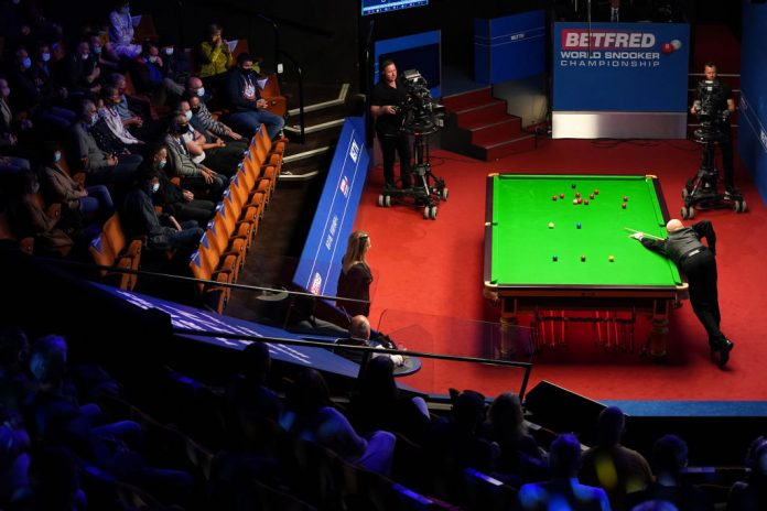 Stuart Bingham edges Anthony McGill in World Snooker Championship classic