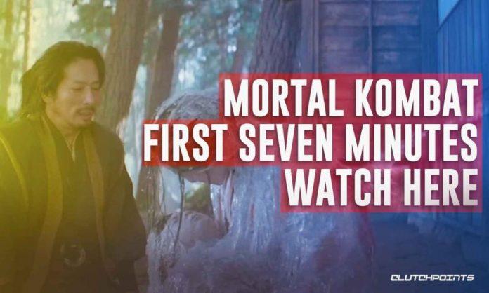 Mortal Kombat live-action film adaptation