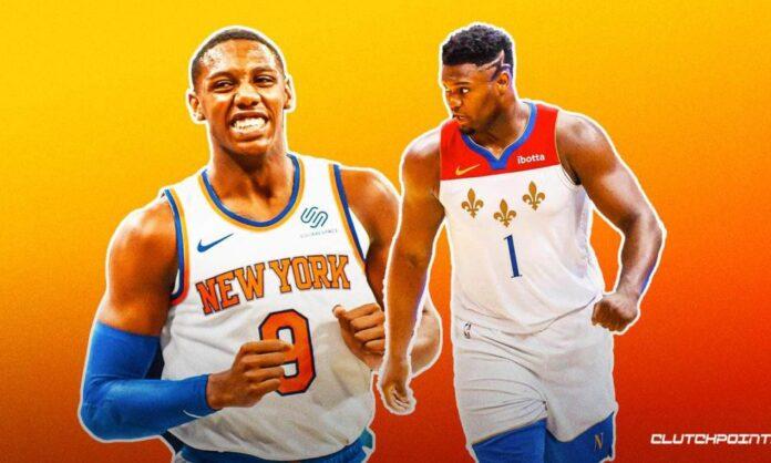 Pelicans, Zion Williamson, Knicks