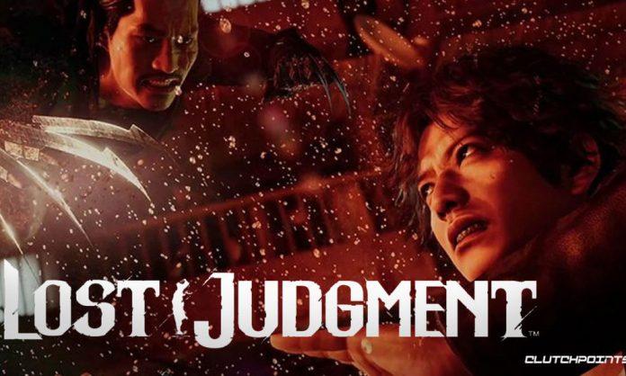 Sega, Lost Judgment, Yakuza