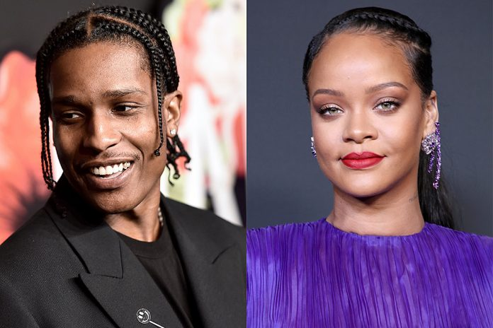All that We Know About Rihanna and A$AP Rocky's Relationship!!!