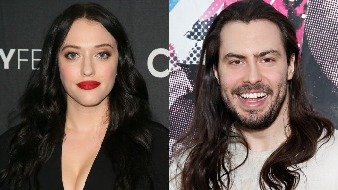 Andrew W.K. and Kat Dennings Are Engaged a Week After Going Instagram Official!