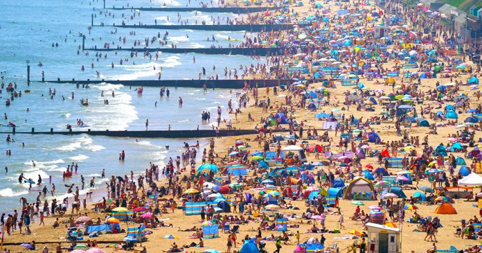 Bank holiday: Hottest day of the year confirmed by Met Office