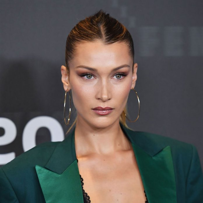 Bella Hadid Marches For Palestine, Gets Reprimanded By Israel..!!