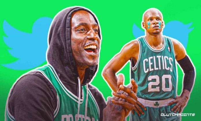 Celtics, Kevin Garnett, Ray Allen