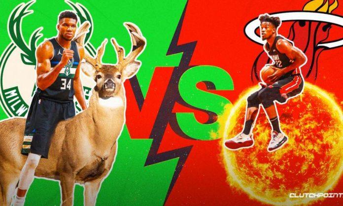 Bucks Heat Prediction, Bucks Heat Odds, Bucks Heat Pick, Bucks Heat Game 4, NBA Playoffs Odds