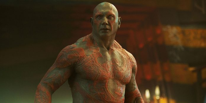 Dave Bautista, 52, says he's LEAVING 'Guardians of the Galaxy' over Shirtless Scenes!!!