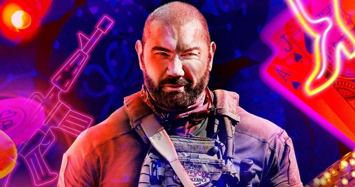 Dave Bautista Gets High Praise on Twitter for His Army of the Dead Performance