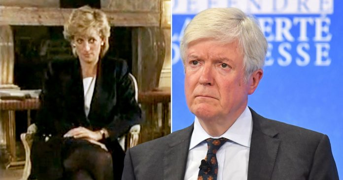 Diana interview: Former BBC boss quits National Gallery over inquiry