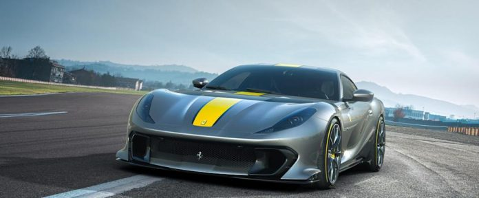 Ferrari's new Sports Car 812 Competizione revealed along with V12 Targa!
