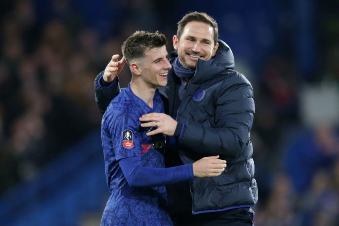 Frank Lampard reveals he was preparing Mason Mount to be Chelsea captain