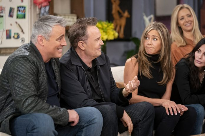 Friends reunion: How much does the cast of Friends make in royalties?