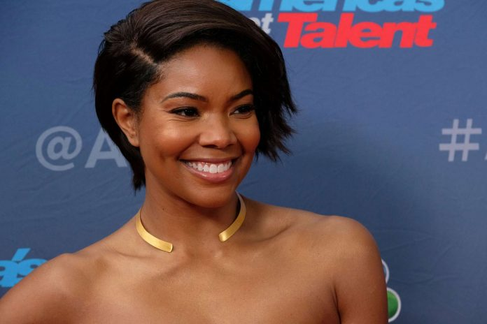 Gabrielle Union Is Glowing In This White Gown - Check Out Her Latest Photo Session Here