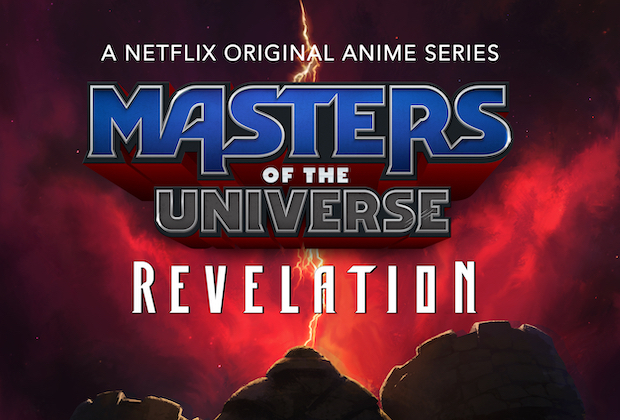 He-Man, Teela Makeovers Revealed in First Look at Netflix's 'Masters of the Universe: Revelation'!