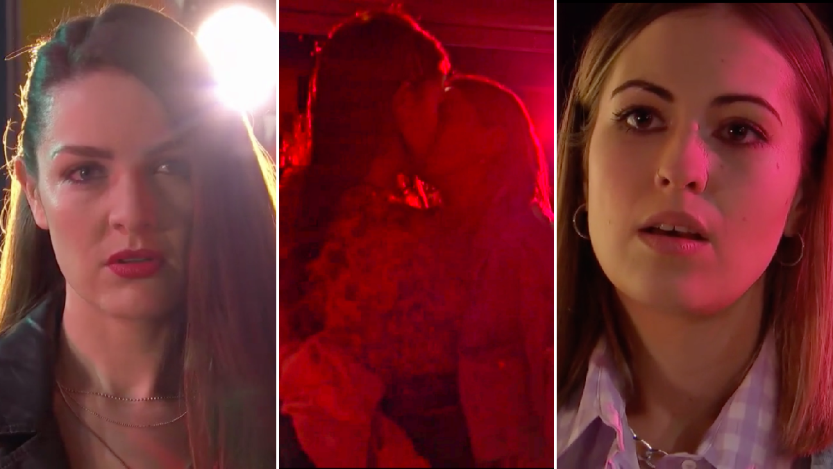 Hollyoaks spoilers: Sex shock for Sienna and Summer in steamy scenes