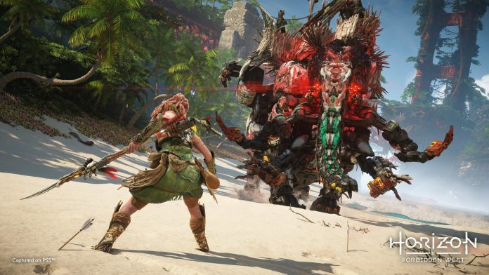 Horizon Forbidden West gameplay trailer has graphics you won't believe