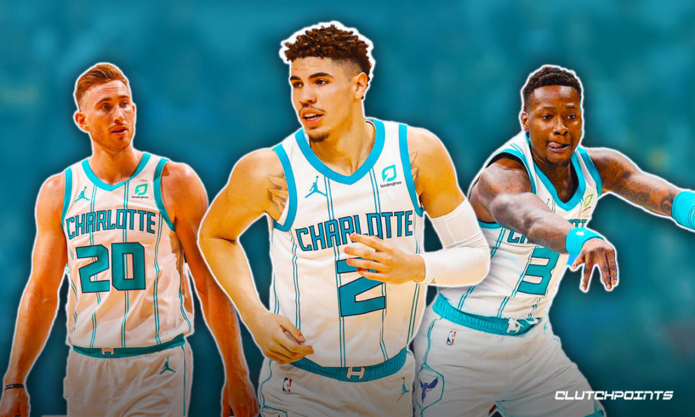 LaMelo Ball, Hornets, NBA play-in game, Pacers