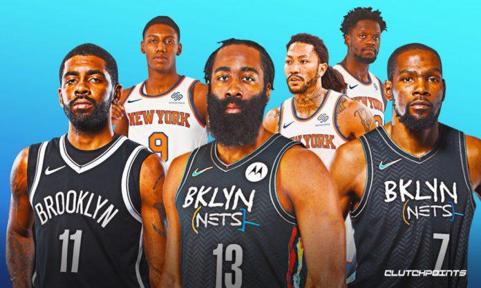 Nets, Knicks, James Harden