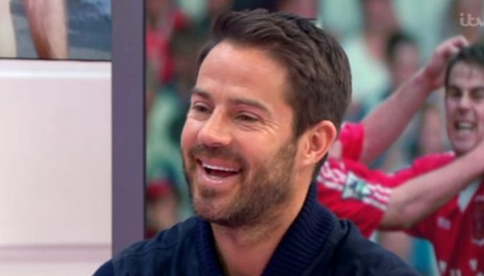 Jamie Redknapp's girlfriend 'confirms' she's pregnant with their baby