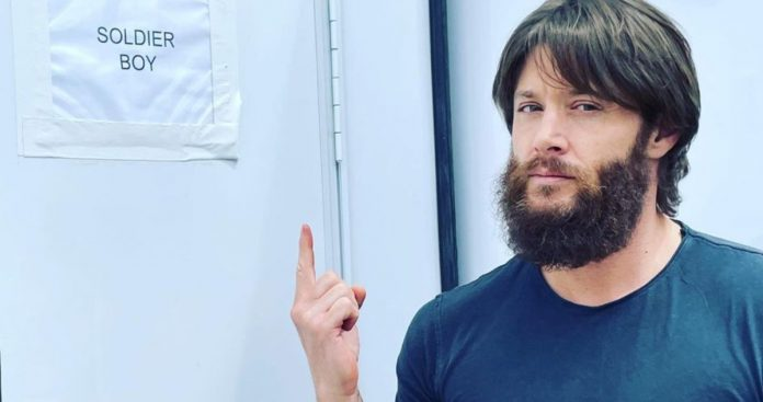 Jensen Ackles Reveals His New Soldier Boy Beard for The Boys Season 3