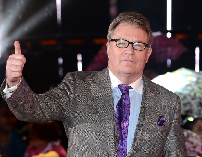 Jim Davidson's show 'axed' by theatre after rant on Diversity routine