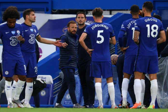 Jody Morris sends message to Chelsea players after Champions League win