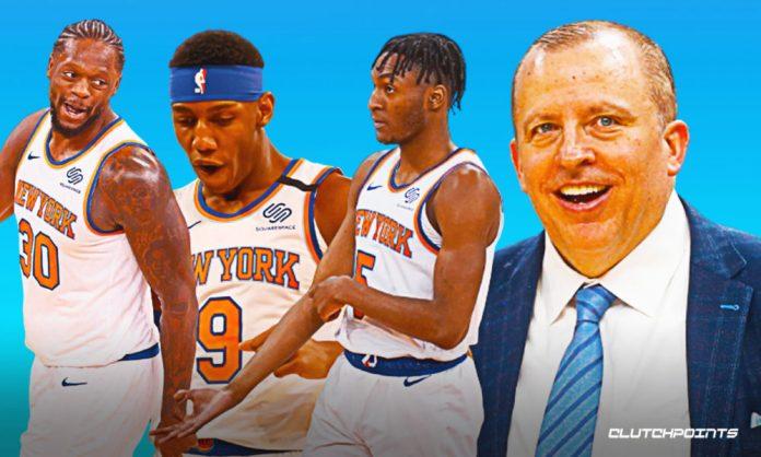 Knicks, Julius Randle